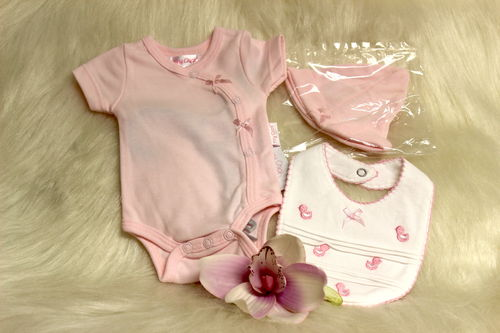 Premature Baby 3 teilig. Set