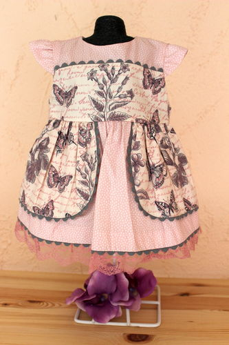 Dress with short trousers 2 pcs, size 3M