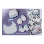 Preemie Equipment with design, 4 pieces
