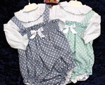 Baby Outfit, 3 tlg  **