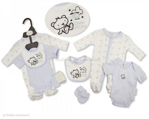 Premature Baby 4 teilig. Set **